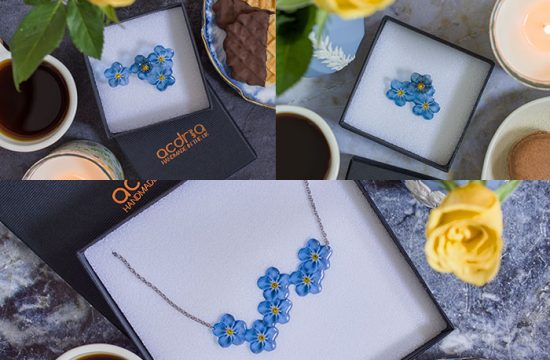 New Forget Me Not Jewellery