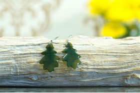 British Oak earrings