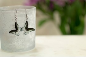 Papillo butterfly earrings